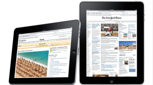 iPad as a Travel Gear