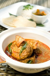 Glass House Chicken Curry