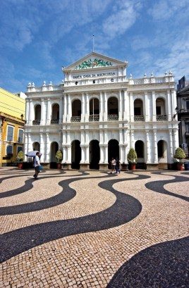 The Holy House of Mercy on Senado Square