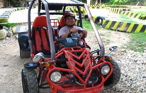 ATV Ride bora