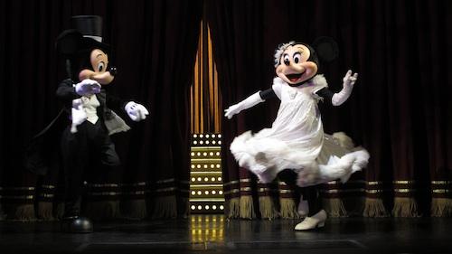 Golden Mickey's Award