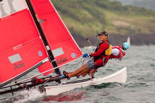 pinoy sailing team