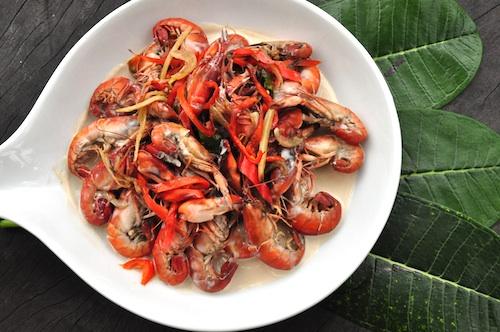 boholano food