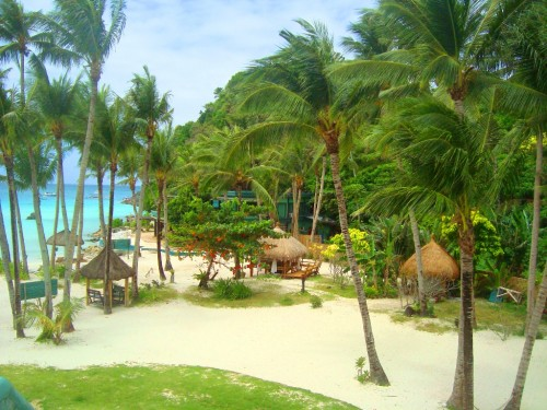 resorts in boracay