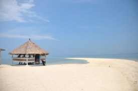 Pandanon Island in Bohol