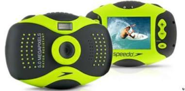 Speedo Aquashot 5 Megapixels Underwater Camera