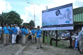 Inabanga Mayor Jose Jono Jumamoy