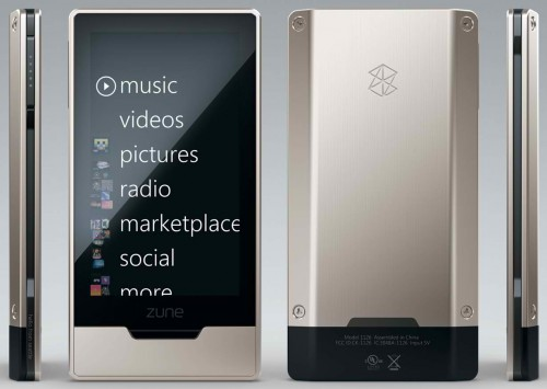 zune mp3 players