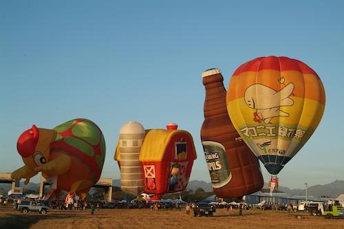 Hot Air Balloon Festival 2012