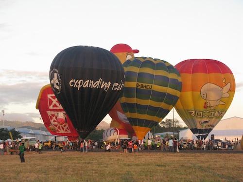 2012 Hot Air balloon in Clark