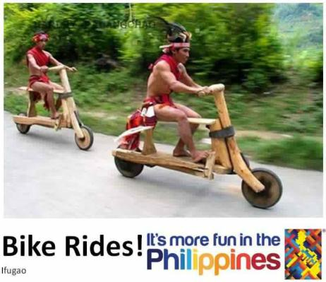 Bike Rides in Ifugao