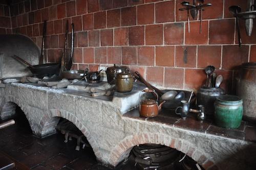 kitchen old house intramuros
