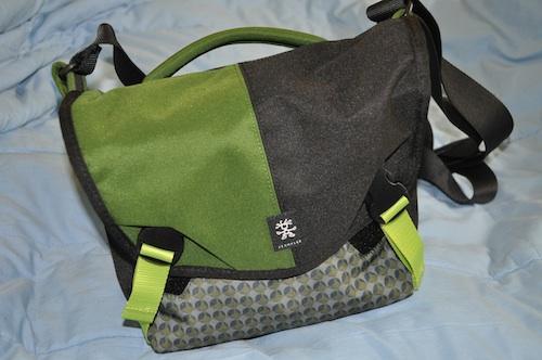 new crumpler bags