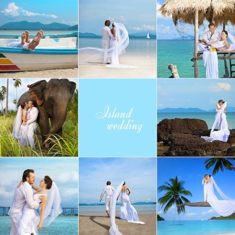 Best Island Wedding