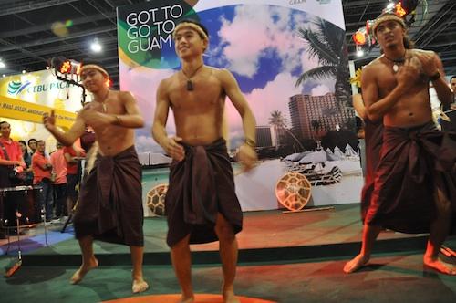 Guam Cultural Dancers