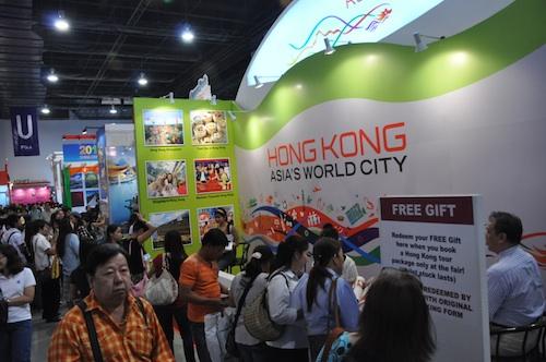Hong Kong Booth