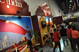 Incredible India Booth