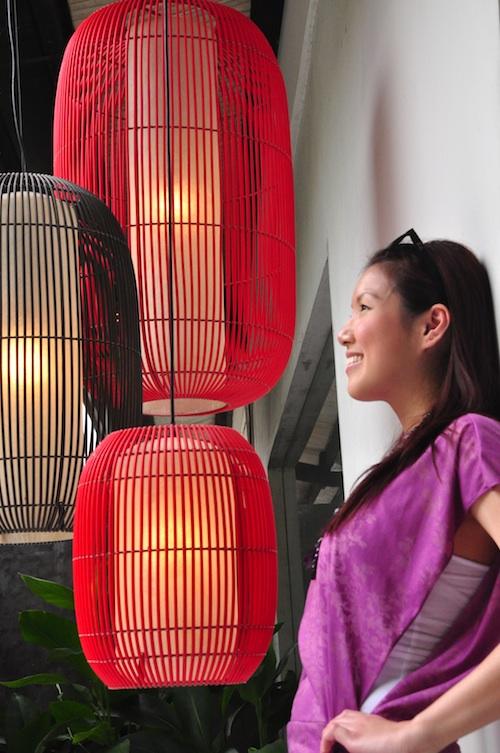 Kai O suspension lamps