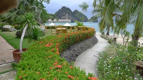best resort in taytay palawan