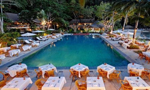 lagen resort palawan