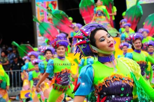Magayon Festival Street Dancers