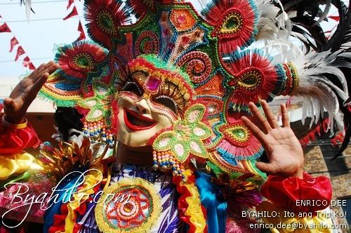 bacolod maskara festival 2012