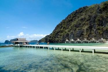 Miniloc Island Resort - Boardwalk