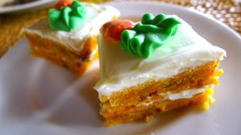 My favorite Carrot Cake