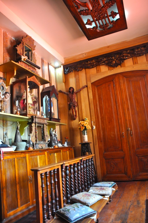 prayer room old house