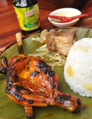 Authentic Chicken Inasal