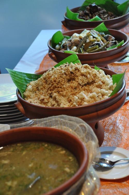 Cebuano Food at Marco Polo Plaza Cebu