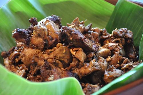 Chicken Pork Adobo