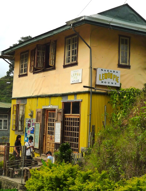 Exterior Design of a House in Sagada
