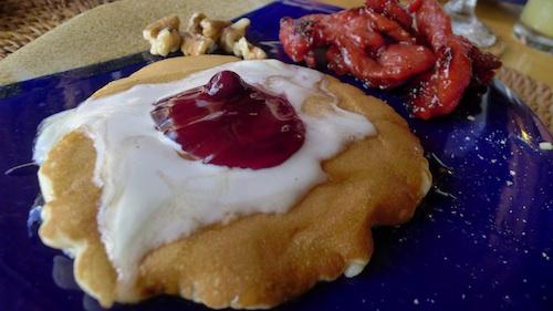 Pancake and Tocino