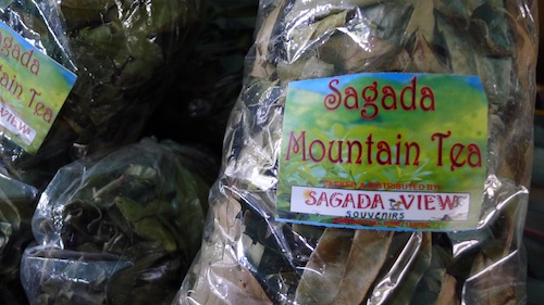 Sagada Mountain Tea