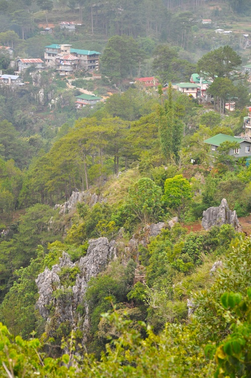 Sagada in Mountain Province