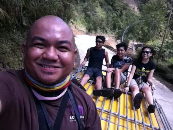 Top Loading in Banaue
