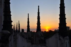 Beatiful Sunset View from the MET Verandah