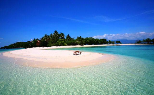 Buenavista Island Resort in Samal secret little island