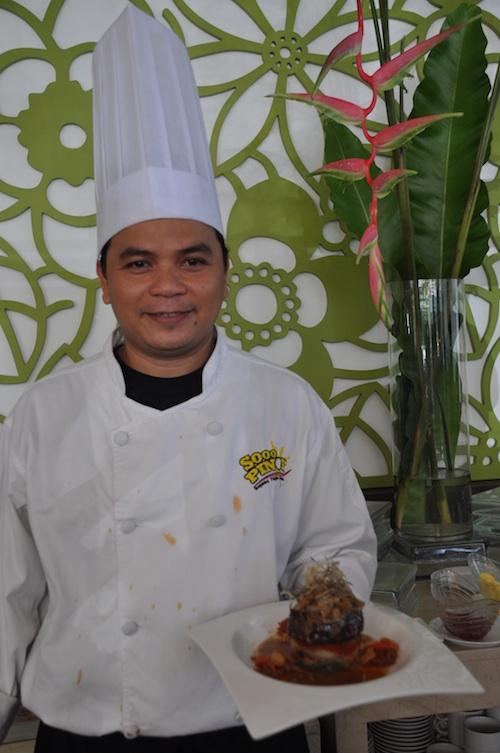 Chef Dionisio de los Angeles