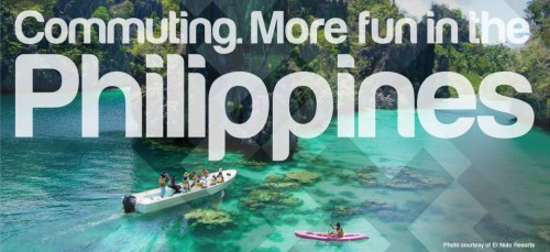 Commuting is More Fun in the Philippines