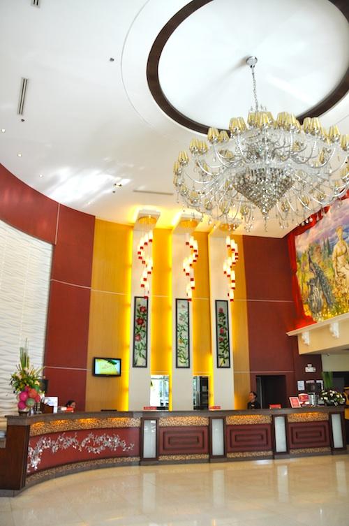 Hotel Elizabeth Cebu Lobby