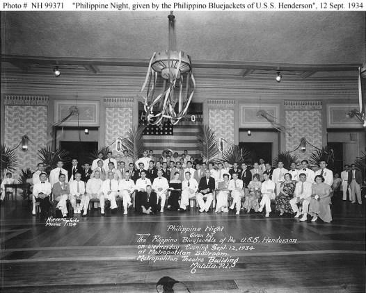 Metropolitan Ballroom Circa 1934
