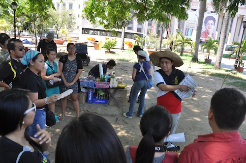 Manila tour guide