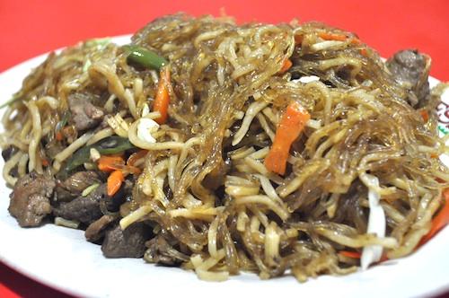 My Favorite Bami Noodles