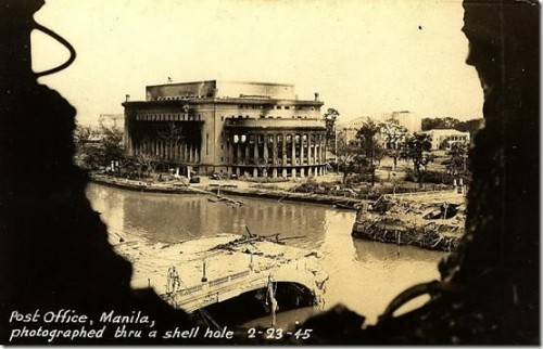 after war manila photos