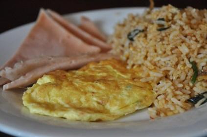 Breakfast at Kopitiam
