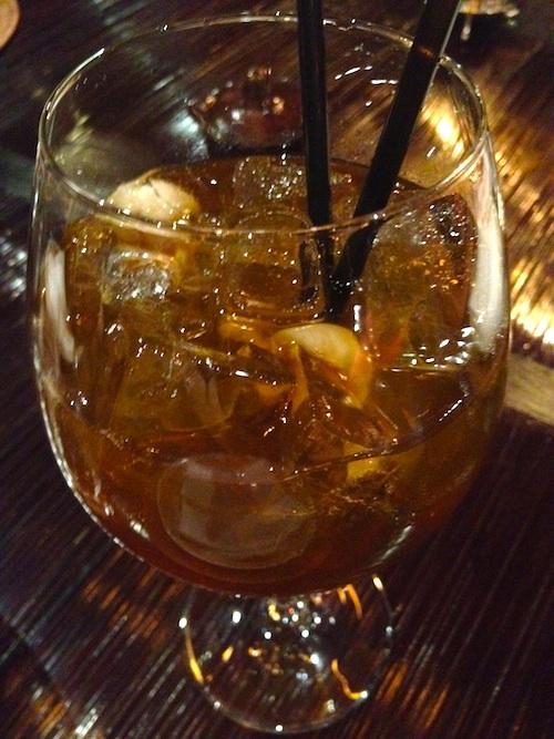 Buddha Bar Iced Tea