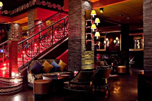 Buddha Bar Staircases