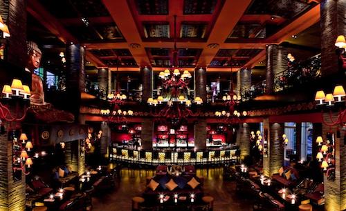 Buddha Bar in Manila